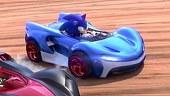 Takashi Iizuka ofrece un nuevo vistazo a Team Sonic Racing