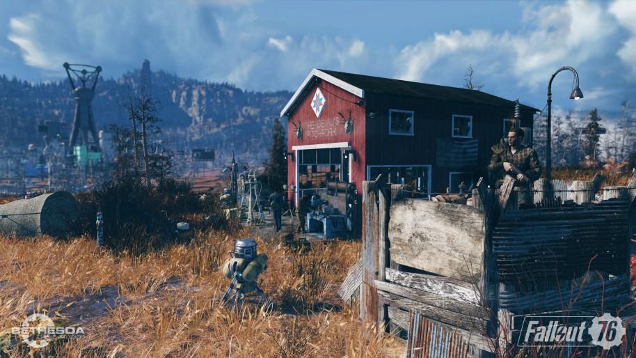 Fallout 76: Fallout 76: rol, supervivencia ¡y multijugador!