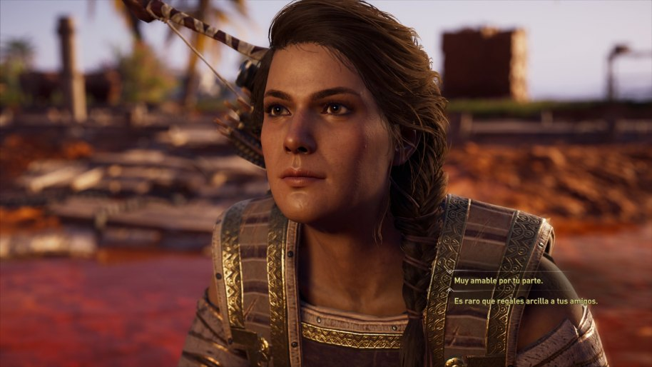 Assassin's Creed Odyssey análisis