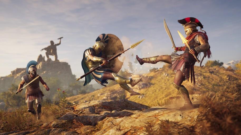 Assassin's Creed Odyssey: Assassin's Creed Odyssey llega en octubre y nos lleva a Grecia. ¡Lo hemos jugado!