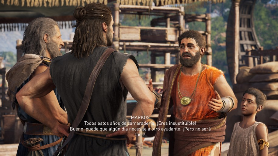 Assassin's Creed Odyssey: Assassin's Creed: Odyssey, impresiones finales tras 7 horas de juego