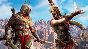 Assassin's Creed: Odyssey o Assassin's Creed: Origins. ¿Qué mapa es mayor?