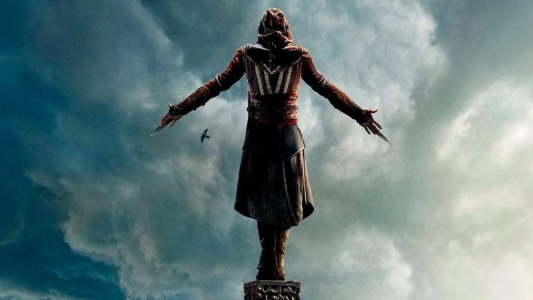 Michael Fassbender también dio un salto de fé con la poco exitosa película de Assassin's Creed.
