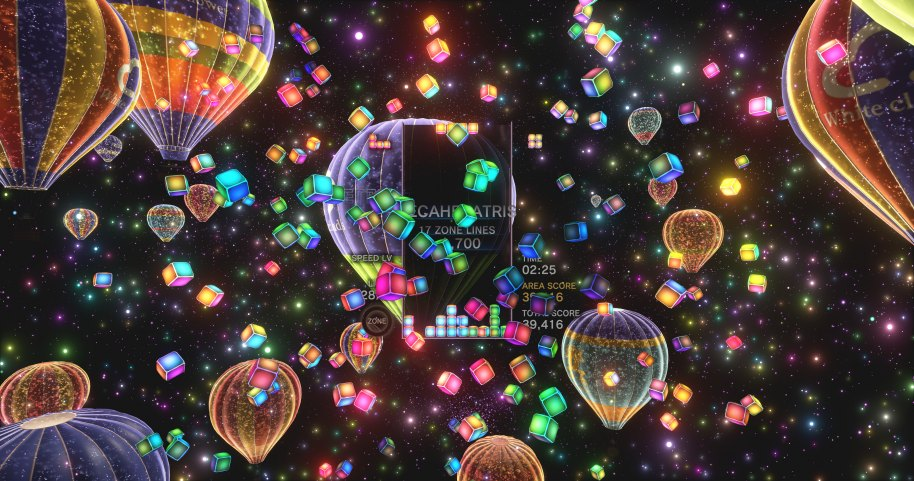 Tetris Effect PC