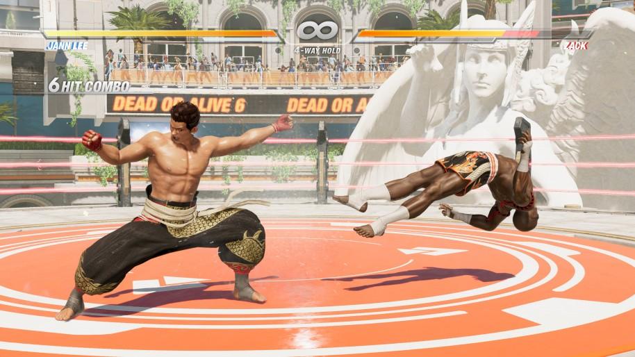 Dead or Alive 6: Dead or Alive 6, el Team Ninja y sus luchadoras vuelven a la acción