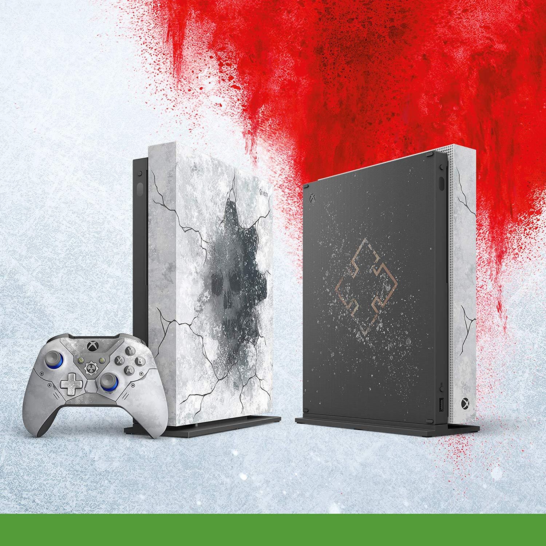 Anunciada La Edición Limitada de Xbox One X de Gears 5
