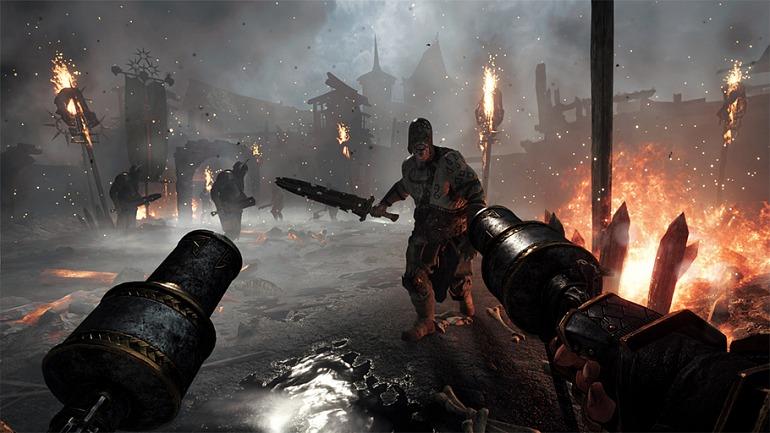 Aunque no sea espectacular, el número de enemigos en pantalla y el nivel de detalle de los escenarios puede hacer de Warhammer Vermintide II un título más demandante de lo que pueda parecer.