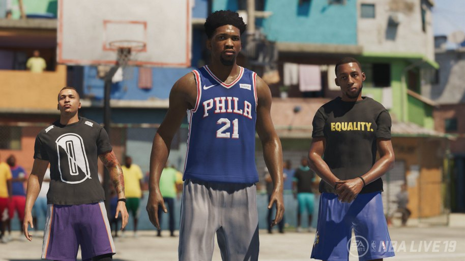NBA Live 19 análisis
