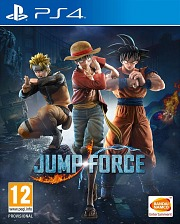 Carátula de Jump Force - PS4