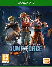 Carátula de Jump Force - Xbox One