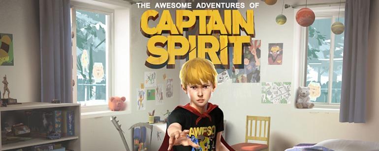 Imagen de The Awesome Adventures of Captain Spirit