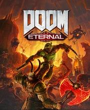 Carátula de DOOM Eternal - Stadia
