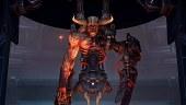 DOOM Eternal muestra un tráiler lleno de sangre y metal