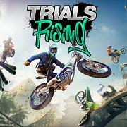 Carátula de Trials Rising - Nintendo Switch