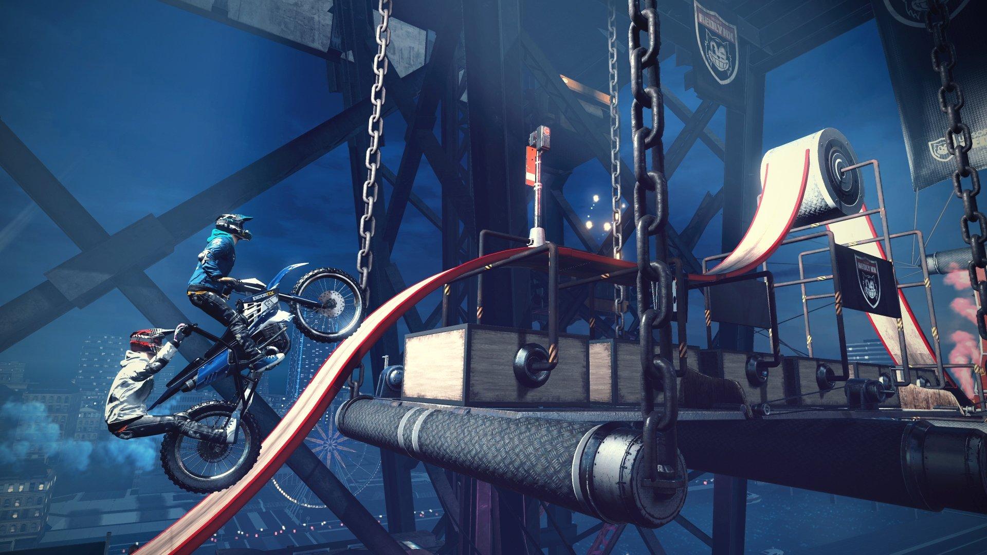 Análisis de Trials Rising para PS4 - 3DJuegos