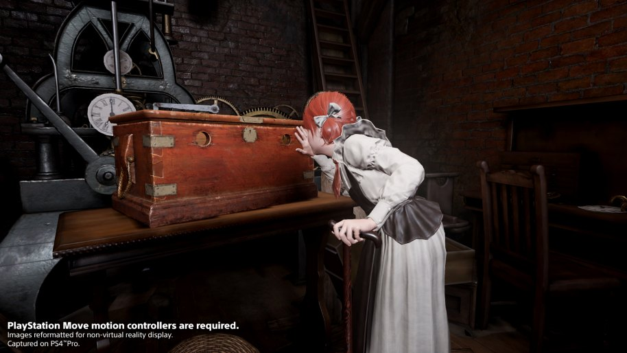 Déraciné PS4