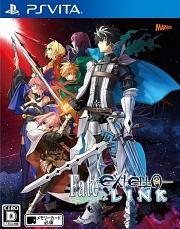 Carátula de Fate/Extella Link - Vita