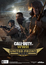 Carátula de Call of Duty: WWII - United Front - PC