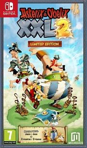 Carátula de Asterix y Obelix XXL 2 - Nintendo Switch