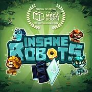 Carátula de Insane Robots - PC