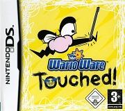 Carátula de WarioWare: Touched! - DS