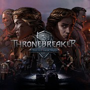Carátula de Thronebreaker: The Witcher Tales - PS4