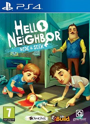 Carátula de Hello Neighbor: Hide and Seek - PS4