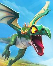 Carátula de Hungry Dragon - Android