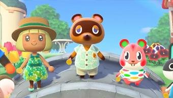 Así se desbloquea la tienda de las hermanas manitas en Animal Crossing: New Horizons