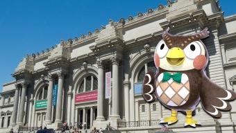 El MET de Nueva York ofrece su galería digital a jugadores de Animal Crossing: New Horizons
