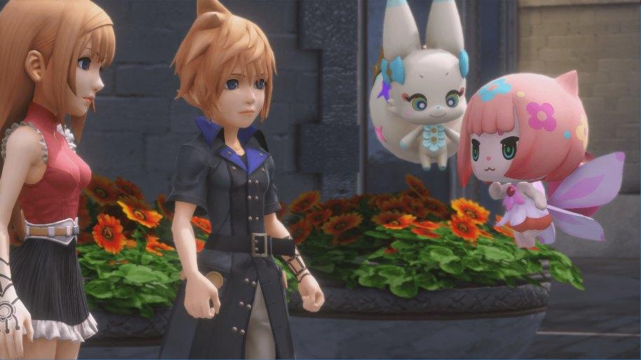 World of Final Fantasy Maxima Nintendo Switch