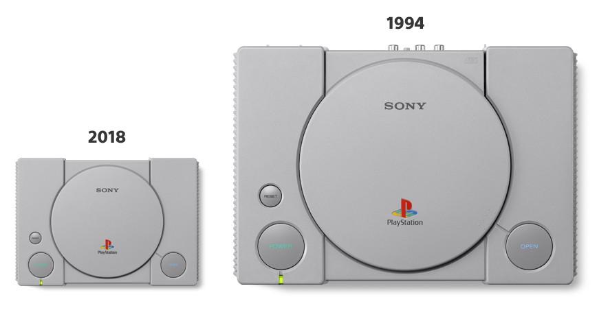 PlayStation Classic: Así es PlayStation Classic, probamos la nueva consola retro de Sony