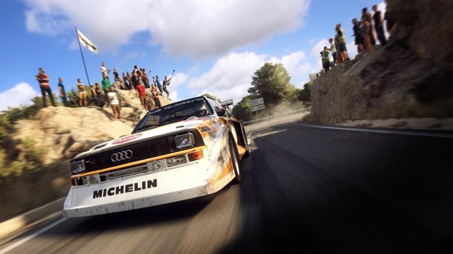 Dirt Rally 2.0: Dirt Rally 2.0, la emoción de los rallies más realistas en videojuego