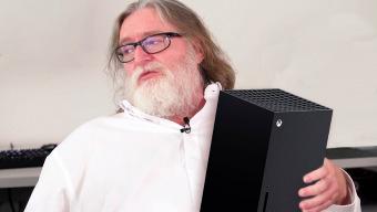 Gabe Newell, director de Valve, lo tiene claro: Prefiere Xbox Series X antes que PS5