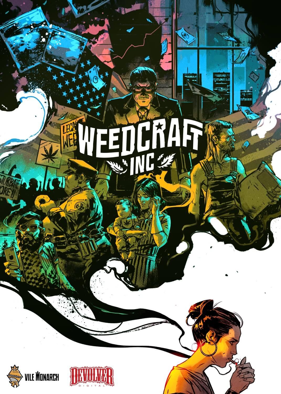 Vende marihuana a partir de abril con el lanzamiento de Weedcraft Inc