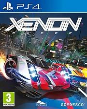 Carátula de Xenon Racer - PS4