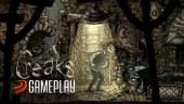Resolvemos puzles en esta primera toma de contacto gameplay de Creaks, lo nuevo de Amanita Design