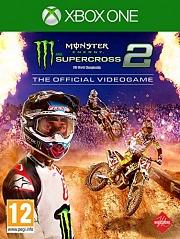 Carátula de Monster Energy Supercross 2 - Xbox One