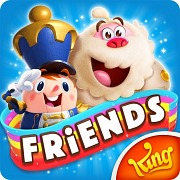Carátula de Candy Crush Friends Saga - Android