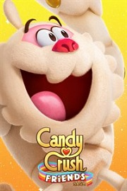 Carátula de Candy Crush Friends Saga - PC