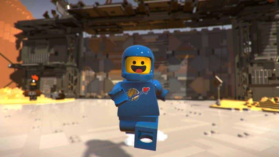 La LEGO Película 2 El Videojuego PS4