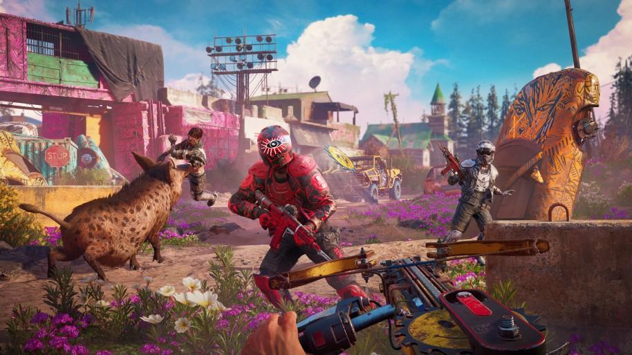 Far Cry New Dawn: Far Cry: New Dawn, así es el fin del mundo