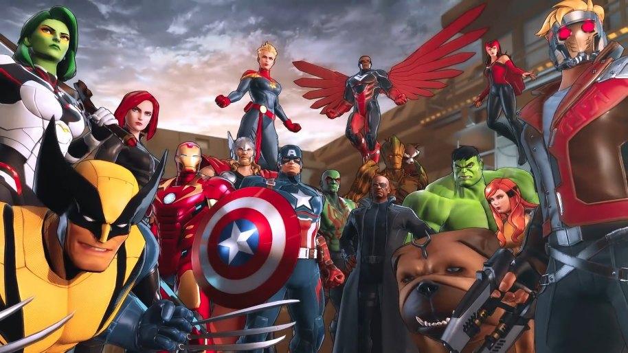 Marvel Ultimate Alliance 3 análisis