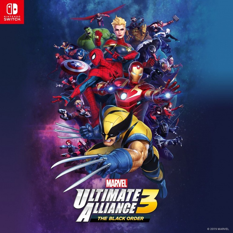 Imagen de Marvel Ultimate Alliance 3: The Black Order