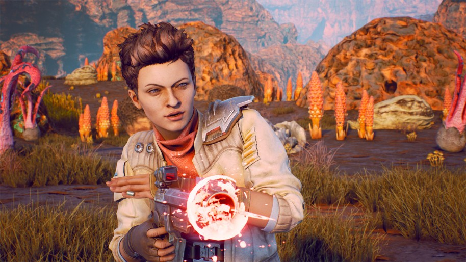 The Outer Worlds: The Outer Worlds, el potente RPG de Obsidian tiene mucho que decir