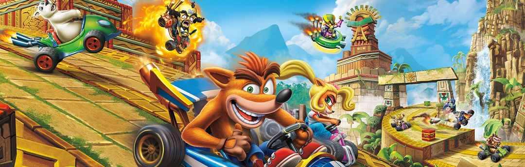 Análisis Crash Team Racing Nitro-Fueled
