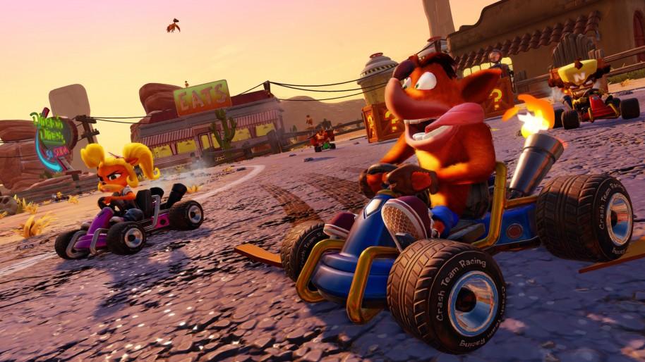 Crash Team Racing Nitro-Fueled: Todo lo que sabemos de Crash Team Racing: Nitro Fueled, un remake esperadísimo