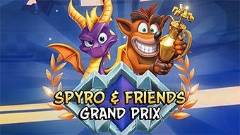 Enfrenta a Crash contra Spyro en el nuevo DLC gratis de Crash Team Racing Nitro-Fueled
