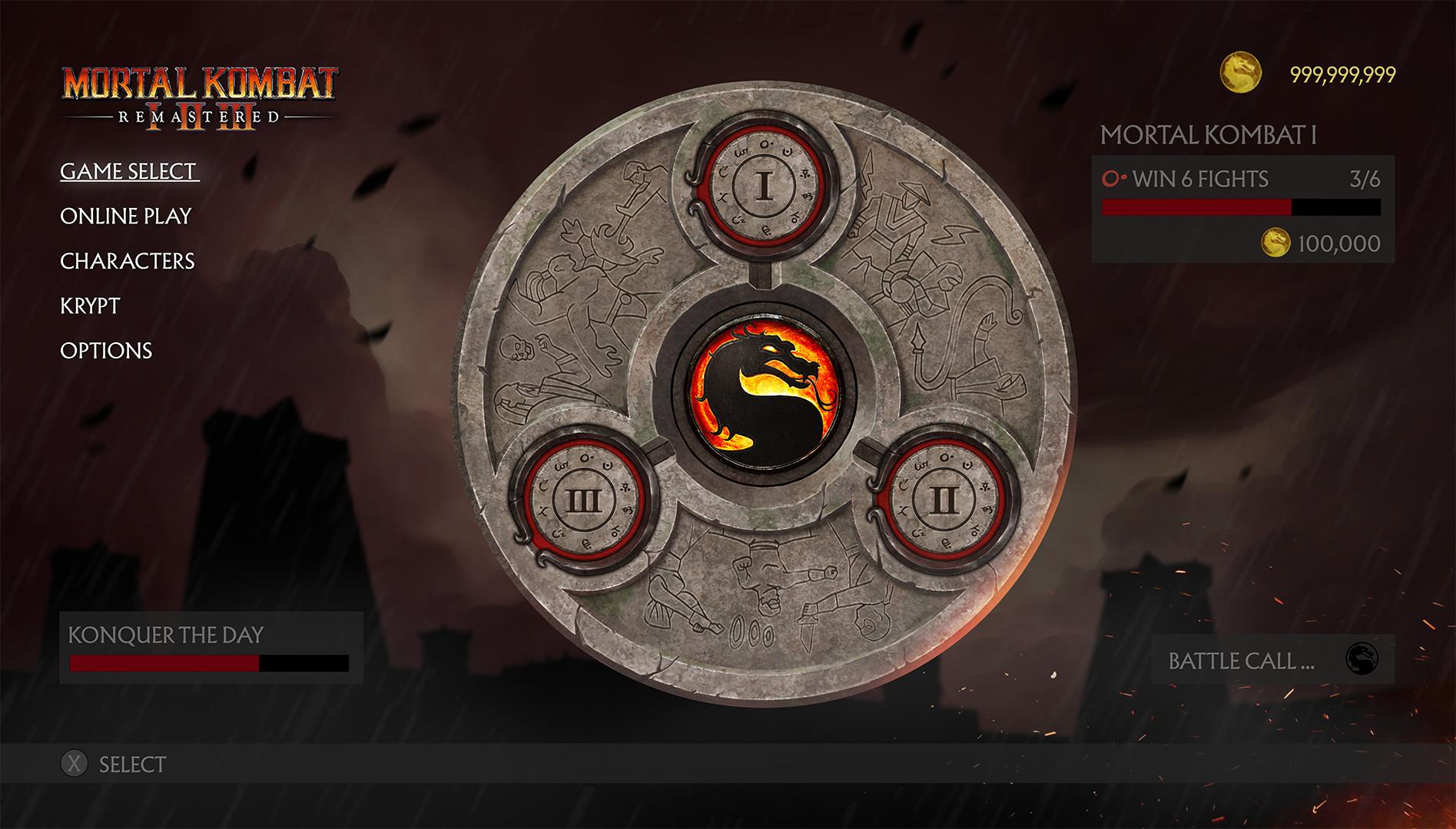 La maldición de Mortal Kombat: Hallada otra remasterización inacabada de la trilogía clásica