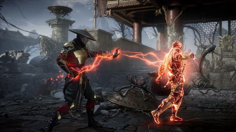 Mortal Kombat 11.